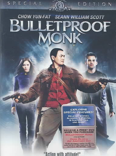 BULLETPROOF MONK BY YUN-FAT,CHOW (DVD)